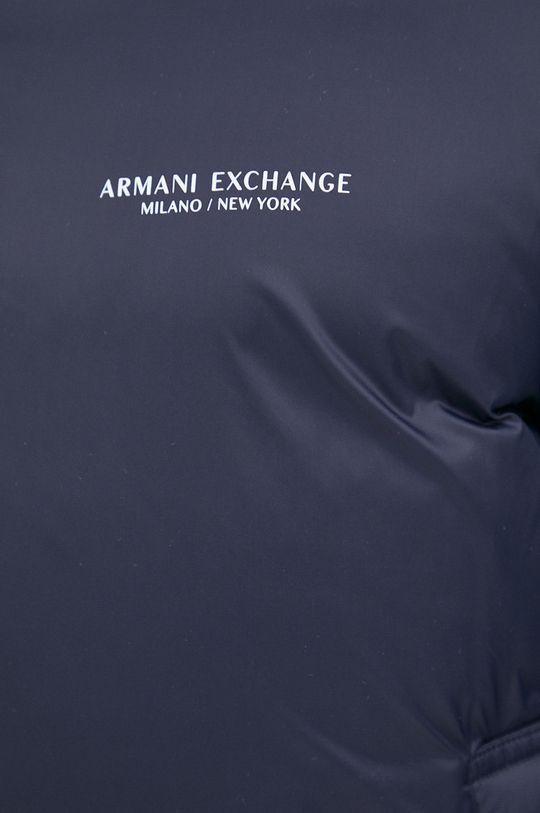 Armani Exchange - Αναστρέψιμο μπουφάν με επένδυση από πούπουλα