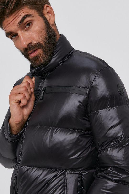černá Trussardi - Péřová bunda