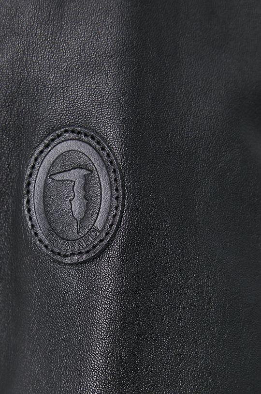 Trussardi - Kožená bunda bomber