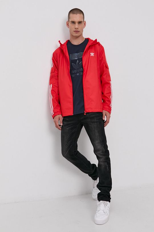 adidas Originals - Bunda červená