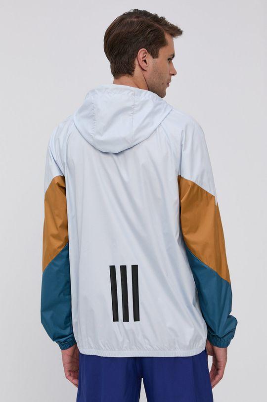 adidas Performance - Kurtka jasny niebieski
