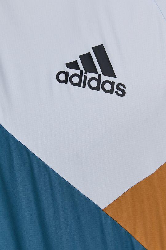 jasny niebieski adidas Performance - Kurtka