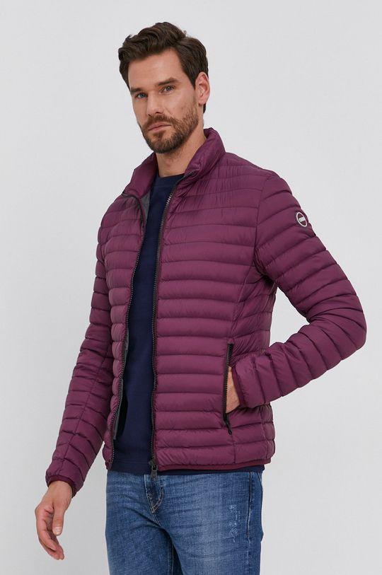 purpurowy Colmar - Kurtka puchowa Męski
