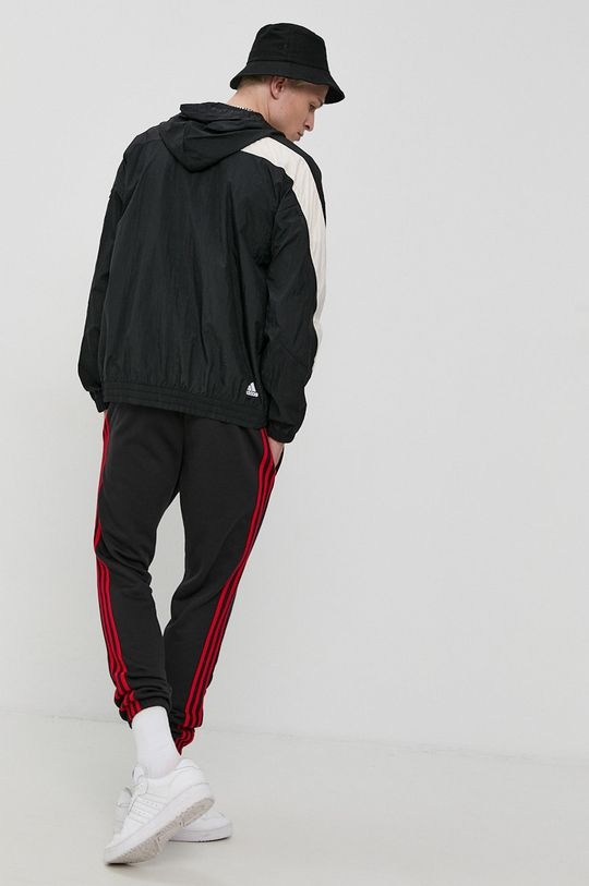 adidas Performance - Geaca negru