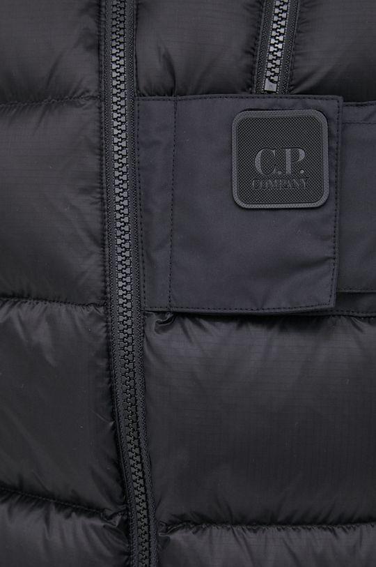 C.P. Company - Péřová bunda se směsí vlny Pánský