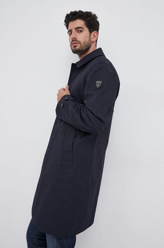 granatowy Polo Ralph Lauren - Płaszcz