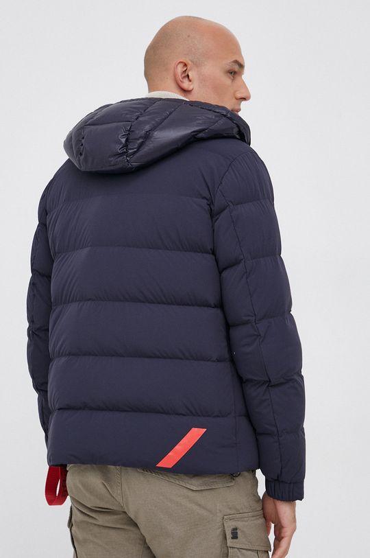 After Label - Páperová bunda  Podšívka: 100% Polyamid Výplň: 10% Páperie, 90% Kačacie páperie 1. látka: 18% Elastan, 82% Polyamid 2. látka: 100% Polyamid