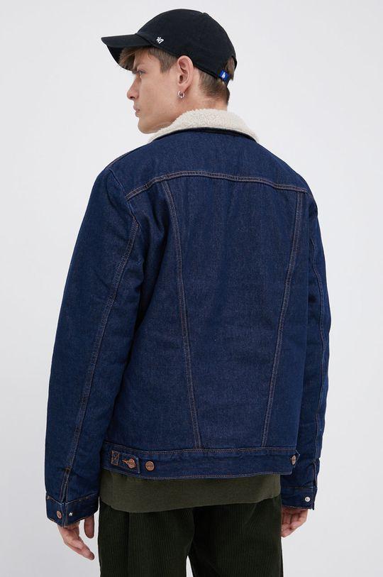 Wrangler - Kurtka jeansowa Podszewka: 100 % Poliester, Wypełnienie: 100 % Poliester, Materiał zasadniczy: 100 % Bawełna, Podszewka rękawów: 100 % Poliester