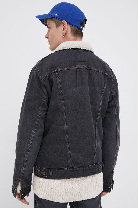 Wrangler - Kurtka jeansowa Podszewka: 100 % Poliester, Wypełnienie: 100 % Poliester, Materiał zasadniczy: 100 % Bawełna, Podszewka rękawów: 50 % Bawełna, 50 % Poliester