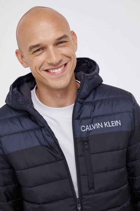 černá Calvin Klein Performance - Bunda