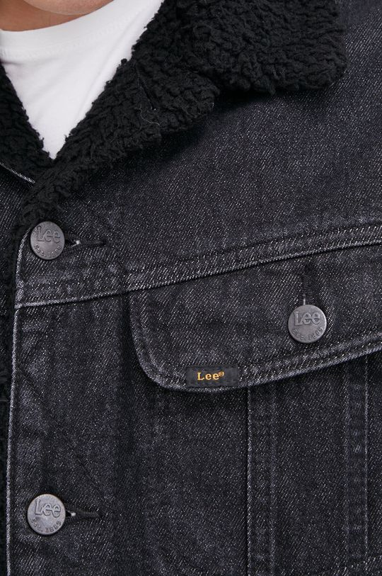 Lee - Kurtka jeansowa Męski