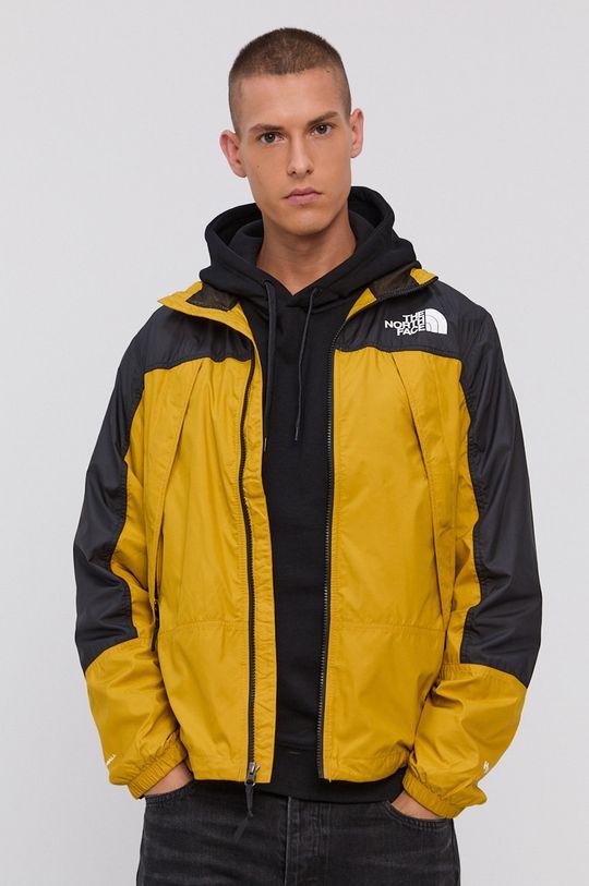 żółty The North Face - Kurtka Męski