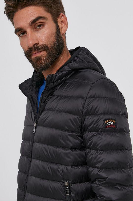 černá PAUL&SHARK - Péřová bunda