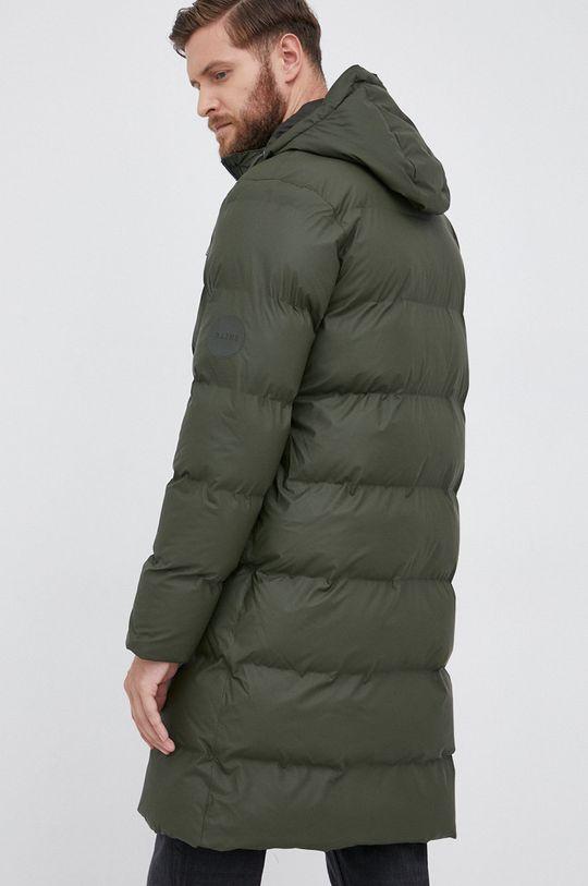 zielony Rains - Kurtka 1507 Long Puffer Jacket