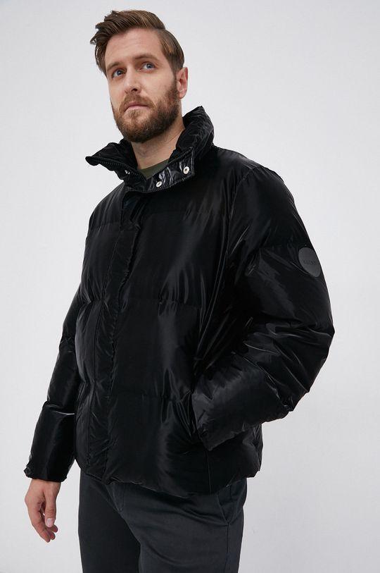 Rains - Kurtka 1522 Boxy Puffer Jacket czarny