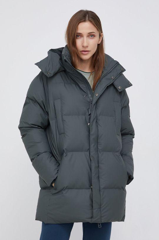 Rains - Kurtka 1524 Hooded Puffer Coat Podszewka: 100 % Nylon, Wypełnienie: 100 % Poliester, Materiał zasadniczy: 57 % Poliester, 43 % Poliuretan