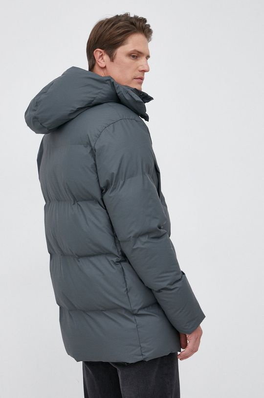 Rains - Kurtka 1524 Hooded Puffer Coat Unisex