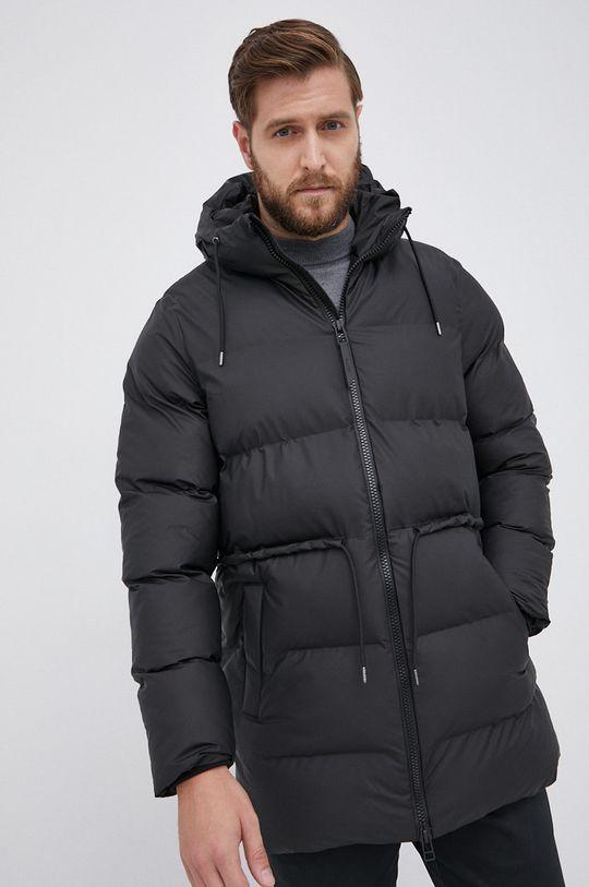 Rains - Kurtka 1537 Puffer W Jacket czarny