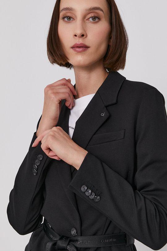černá Calvin Klein - Sako