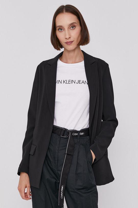 czarny Calvin Klein - Marynarka Damski