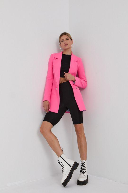 roz ascutit Chiara Ferragni - Sacou Unifrom De femei