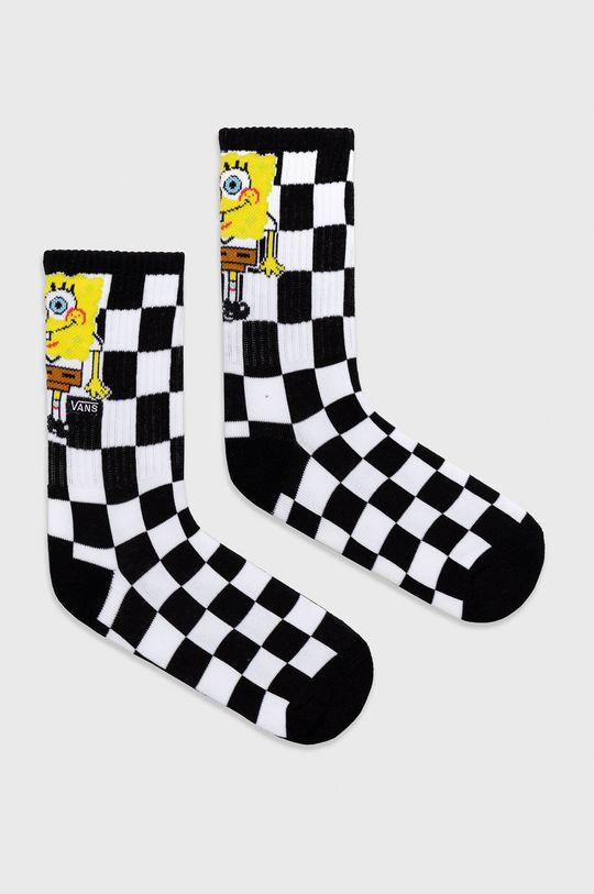 vícebarevná Vans - Dětské ponožky x Spongebob Chlapecký