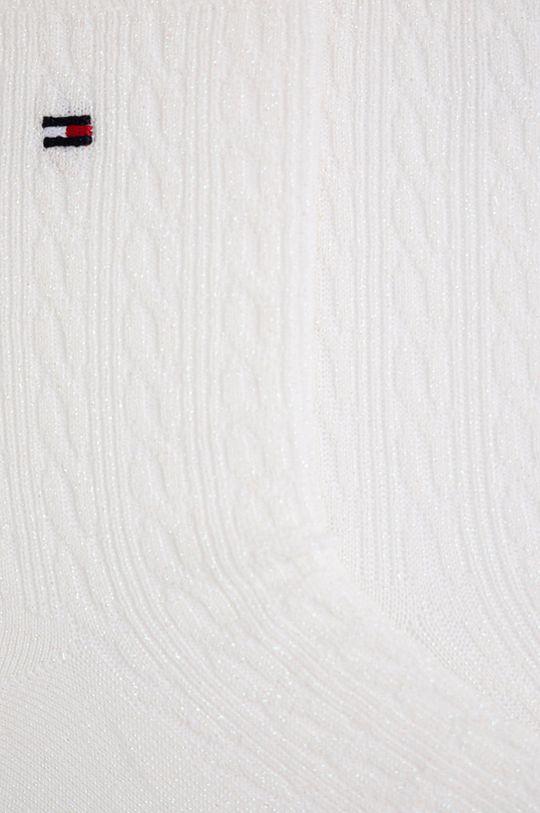 Tommy Hilfiger - Ponožky bílá