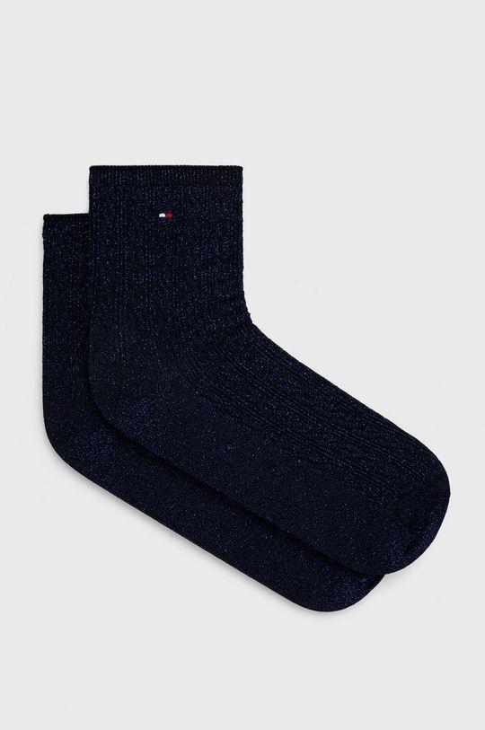 námořnická modř Tommy Hilfiger - Ponožky Dámský