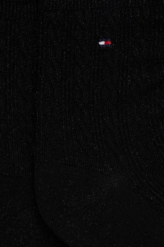 Tommy Hilfiger - Ponožky černá