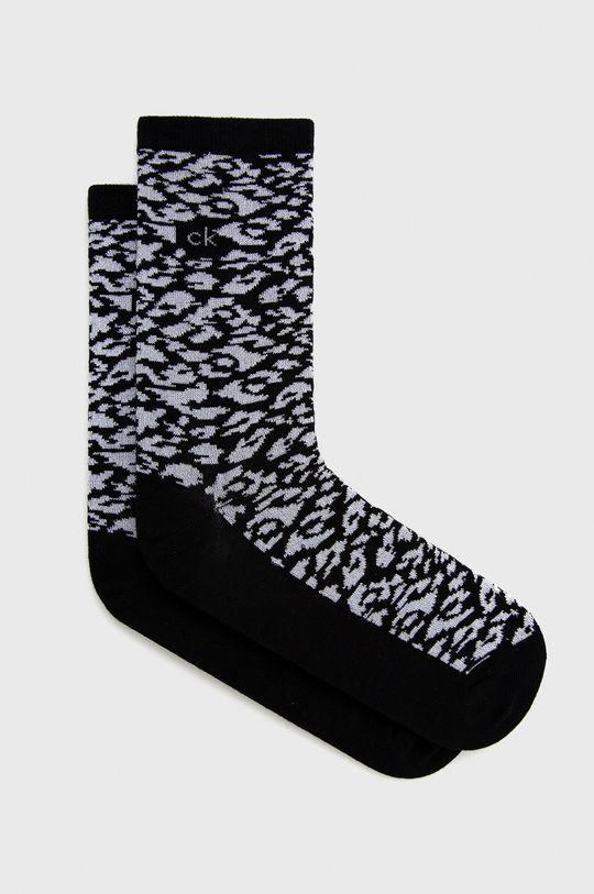 černá Calvin Klein - Ponožky Dámský