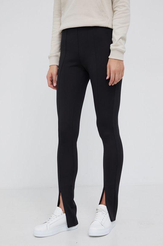 černá Calvin Klein - Kalhoty Dámský
