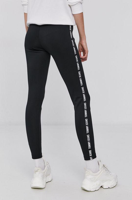 Tommy Jeans - Legíny  10% Elastan, 90% Polyester