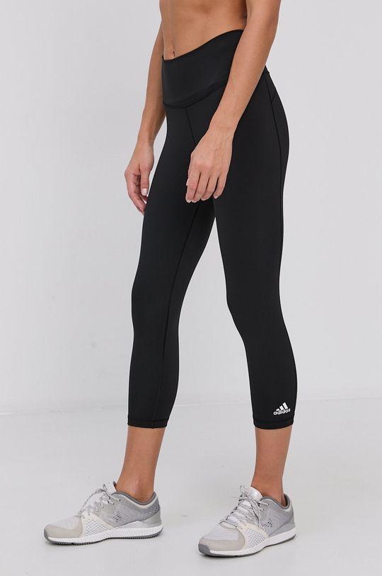 adidas Performance - Legíny černá