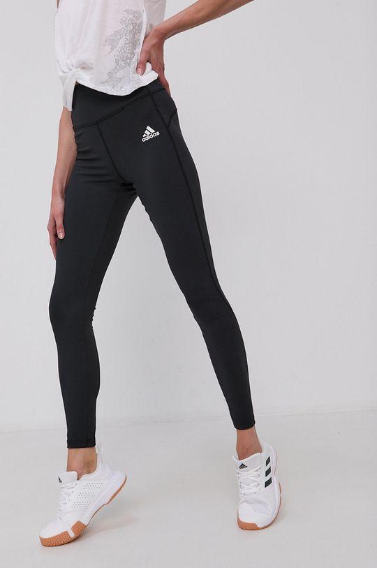 černá adidas - Legíny Dámský