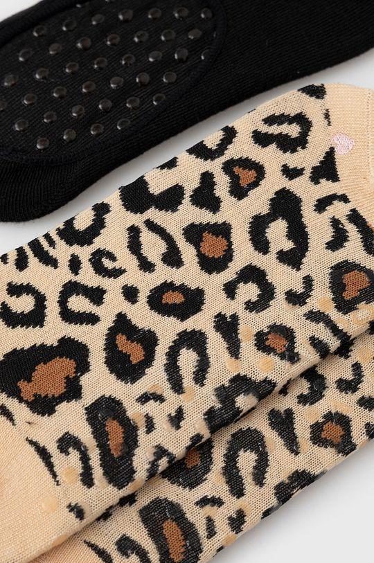 hnedá Aldo - Ponožky (2-pak)
