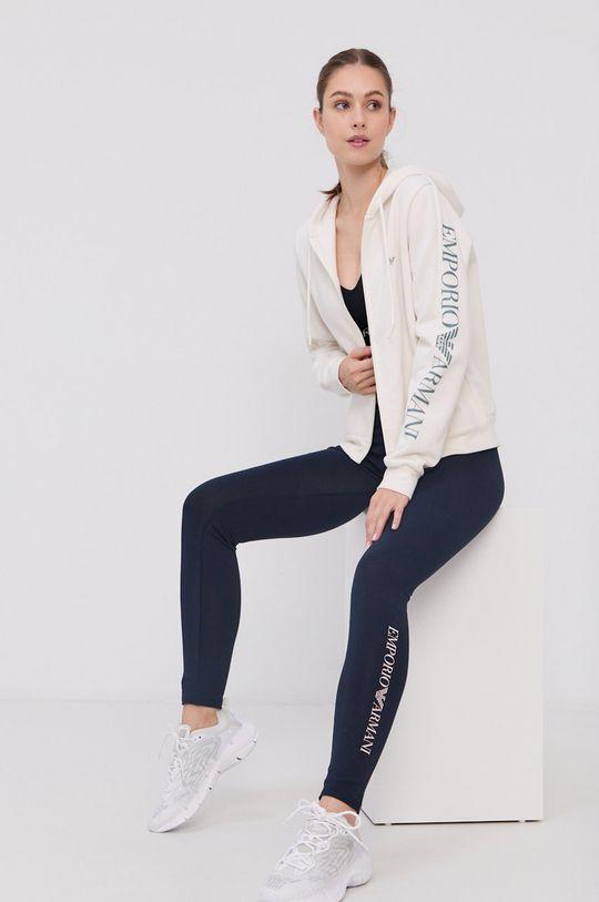 Emporio Armani Underwear - Legíny tmavomodrá