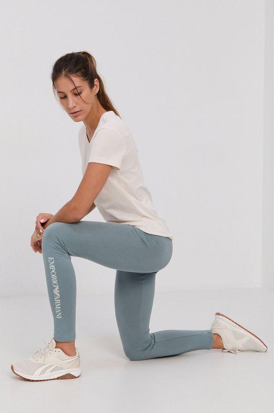 zelená Emporio Armani Underwear - Legíny Dámsky