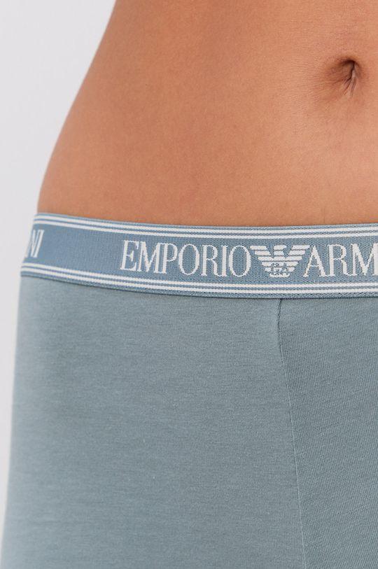 zelená Emporio Armani Underwear - Legíny