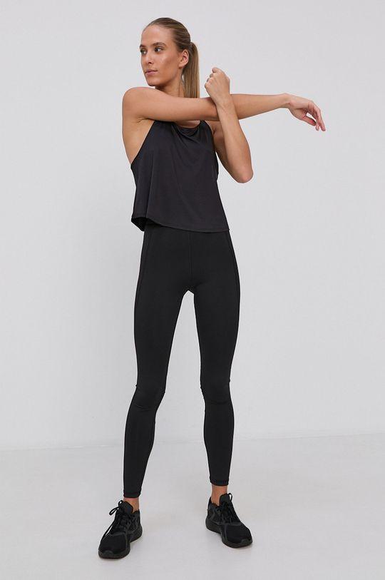 adidas Performance - Legginsy czarny