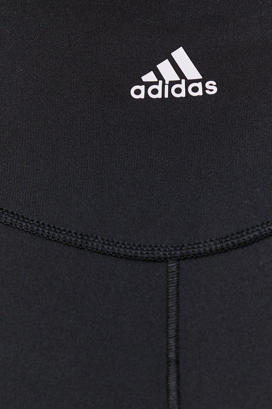 czarny adidas Performance - Legginsy
