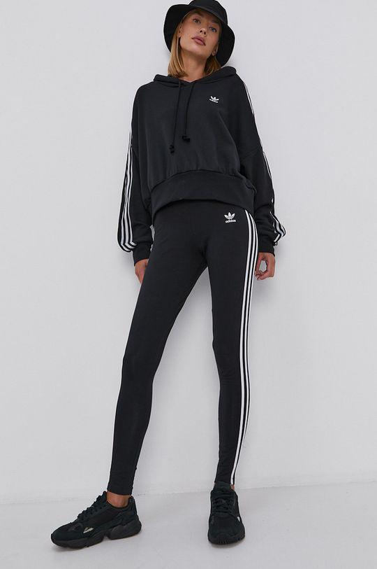 adidas Originals - Legginsy czarny