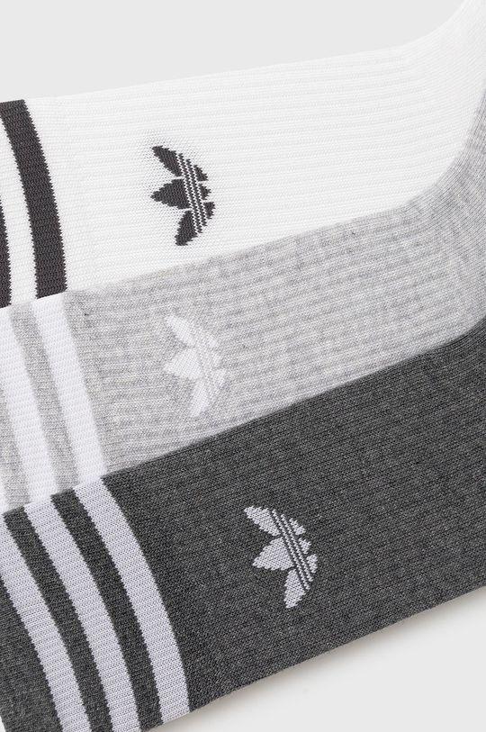 adidas Originals - Skarpetki (3-pack) szary