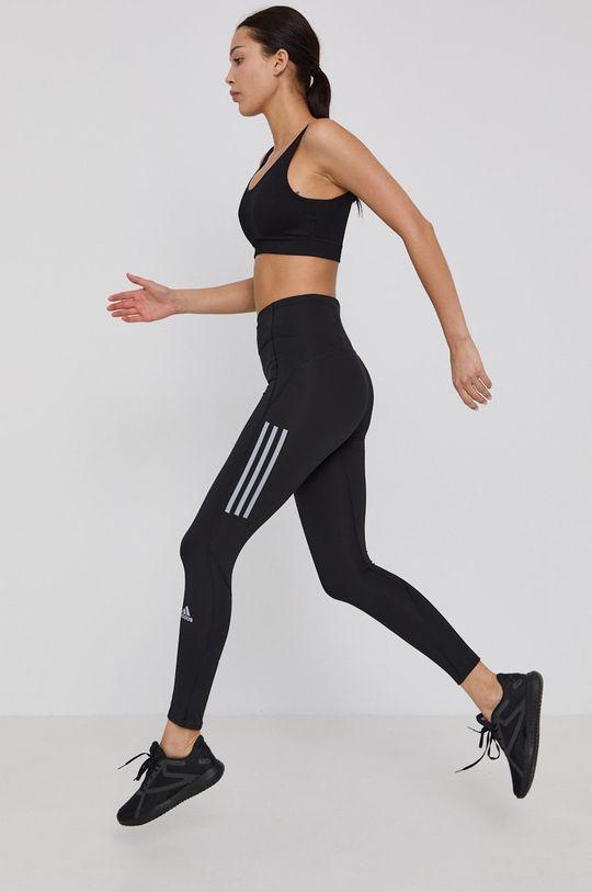 černá adidas Performance - Legíny Dámský