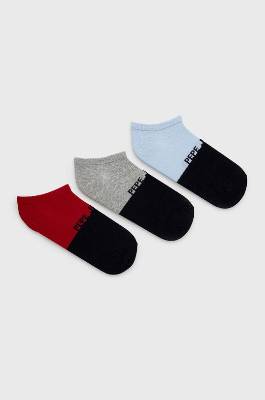 viacfarebná Pepe Jeans - Ponožky Wendy (3-pak) Dámsky