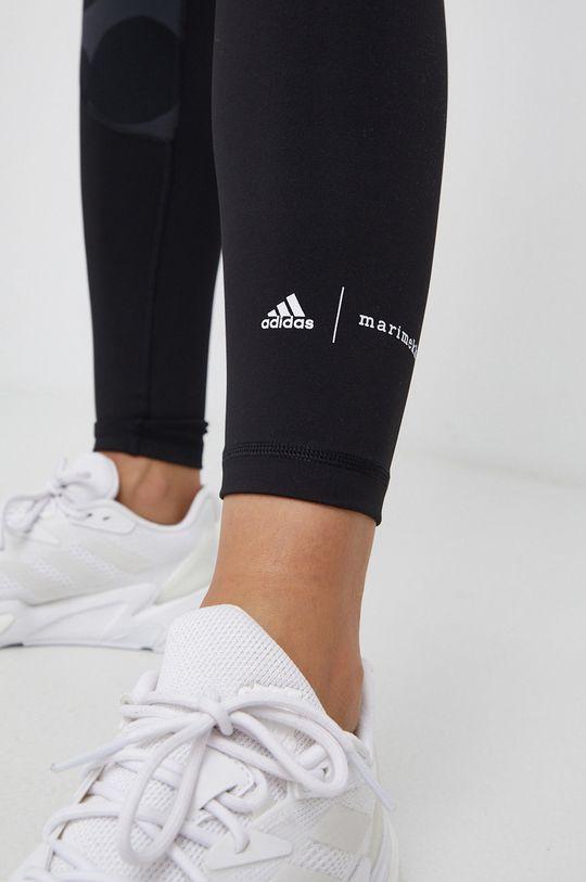μαύρο adidas Performance - Κολάν x Marimekko