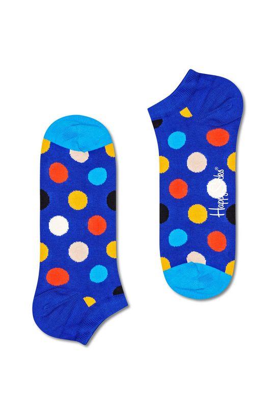 vícebarevná Happy Socks - Ponožky Big Dot Low Dámský