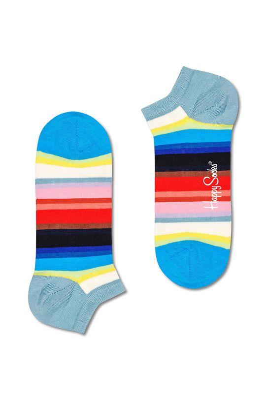 vícebarevná Happy Socks - Ponožky Gradient Low Dámský