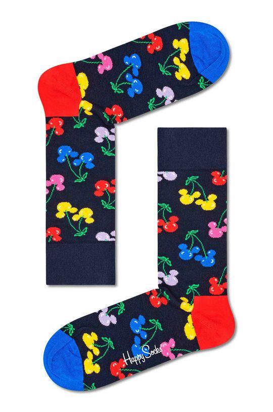 multicolor Happy Socks - Skarpetki x Disney Very Cherry Mickey Damski