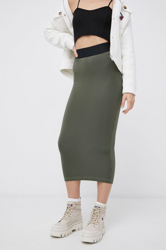 zielony Reebok - Spódnica x Cardi B Damski