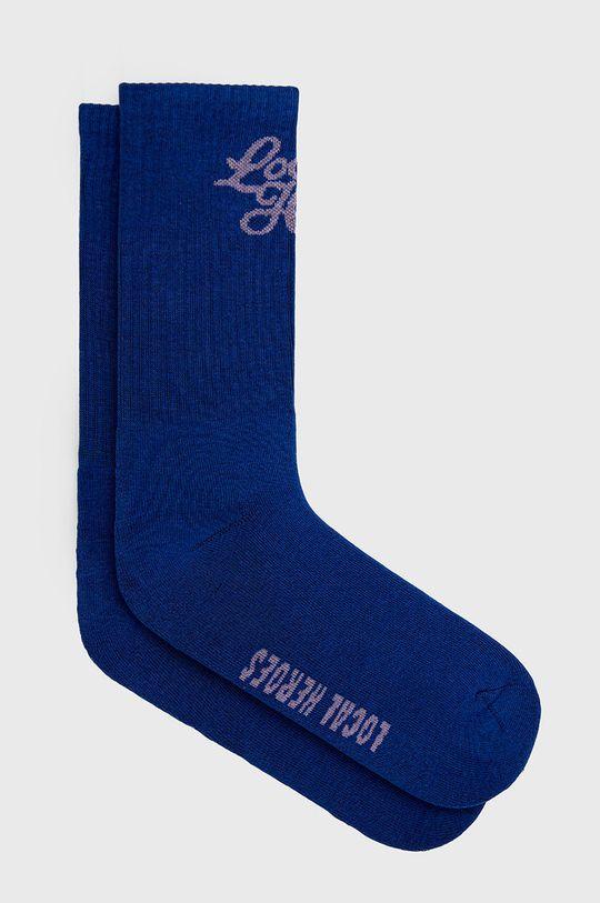 modrá Local Heroes - Ponožky Dámský